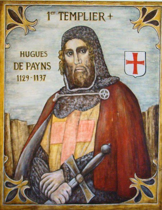 First Templar | Hughes de Payns