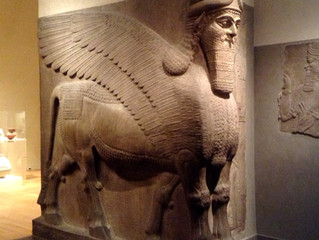 What is a Lamassu? Is it evil or good?