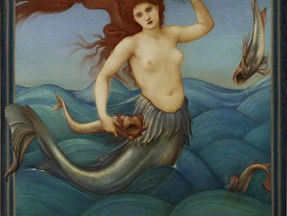 How old is the mermaid myth?