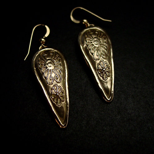 Kite Shield earrings