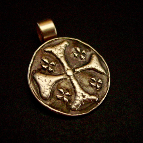 Jerusalem Cross - Pendant