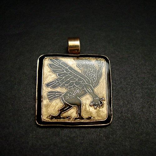 Tiamat pendant