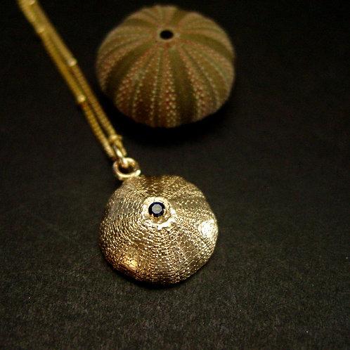 Tuxedo Small Sea Urchin necklace