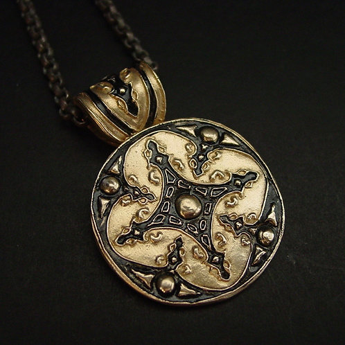 Dragon Shield pendant | Protection