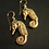 Baby Sea Horse earrings