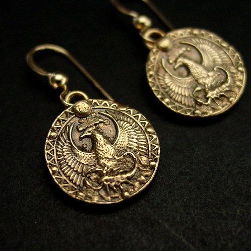 Scorpio Earrings