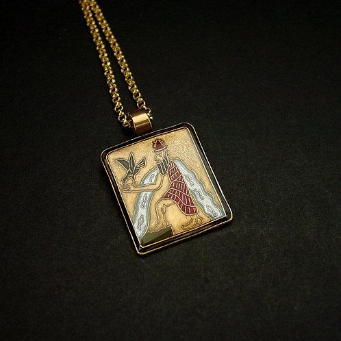 Enki necklace