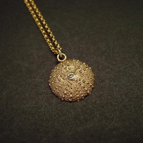 Small sea urchin necklace