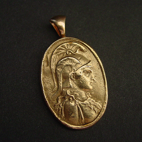 Athena | Minerva pendant