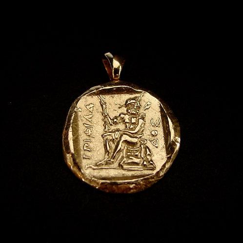 Heracles pendant