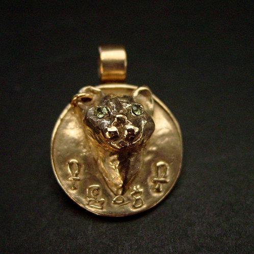 Bastet pendant