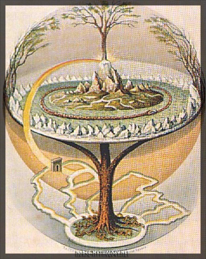 Yggdrasil illustration