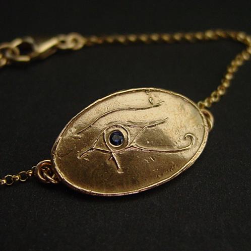 Eye of Horus bracelet