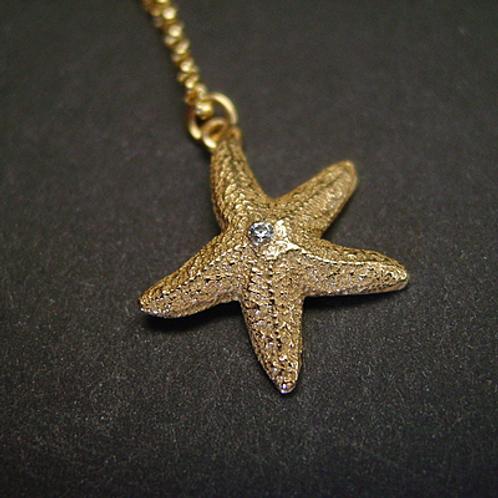 Baby Starfish - Necklace