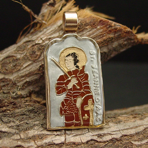 Jeanne d'Arc pendant