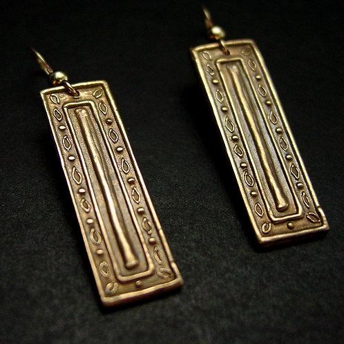 Etruria earrings
