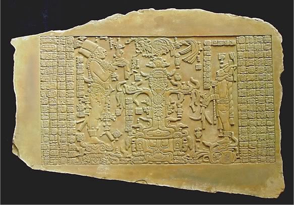 Tablet of the Foliated Tree of Life