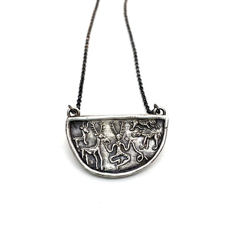 Cernunnos necklace for women