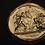 Hermes slaying Argus cameo pendant