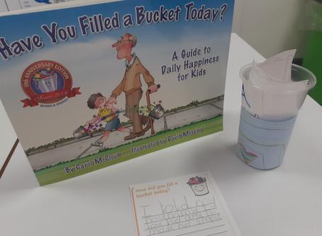 Year 2 Kindness Buckets