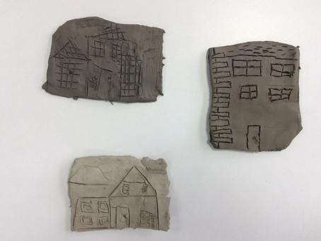 Y2 Clay Art