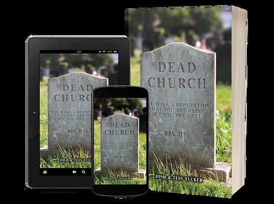 dead church acts initiative book