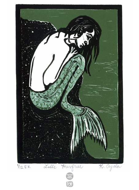 Lille Havfrue (Litte Mermaid)