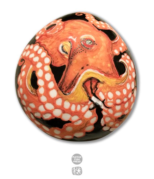 Octopus Wall Bubble