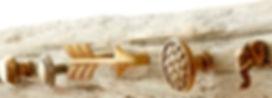 Brassy Knobs