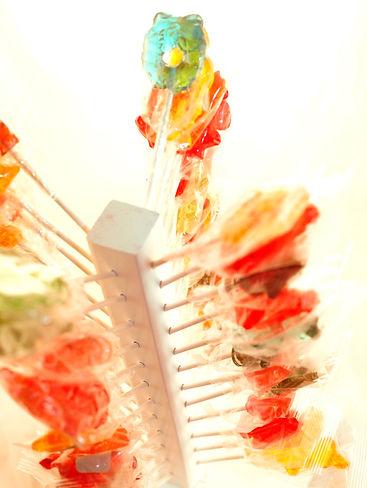 Assorted Lollipop Rooster Candies & pops
