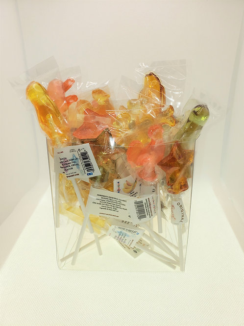 Small Lollipops -  Assorted - 45 count
