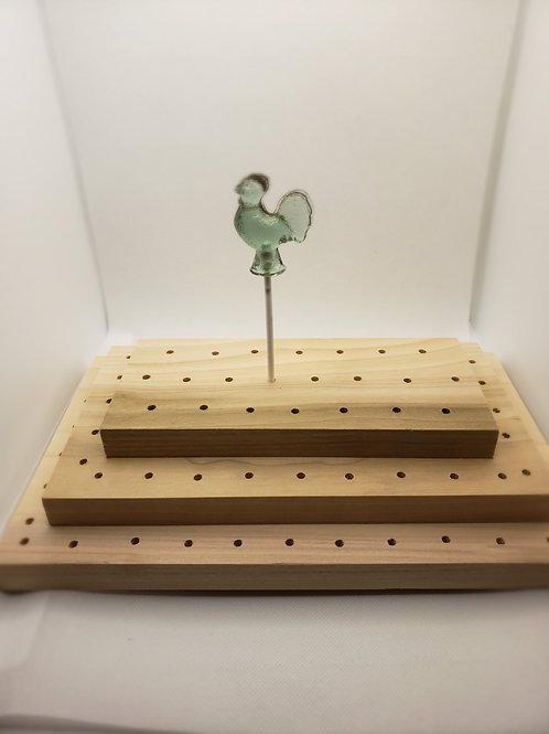 Lollipop Wooden Stand