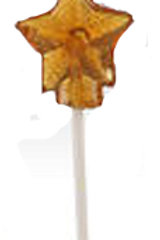 ORIGINAL BURNT SUGAR STAR LOLLIPOP