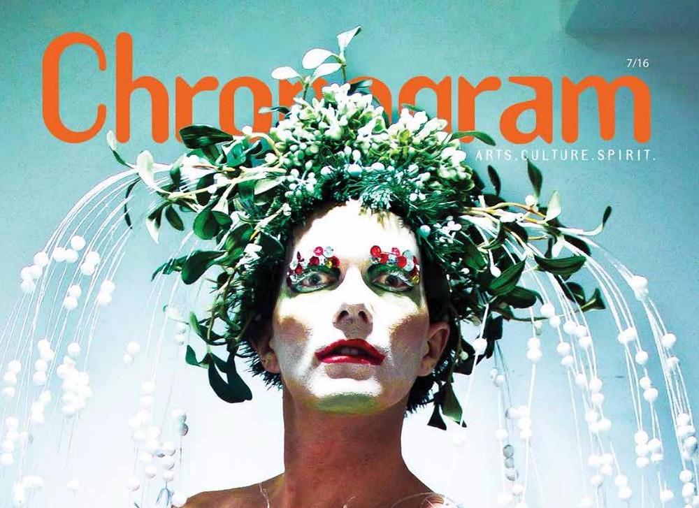 Chronogram Magazine Cover, July 2016