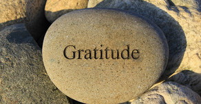 Be grateful — you'll feel better about life!
