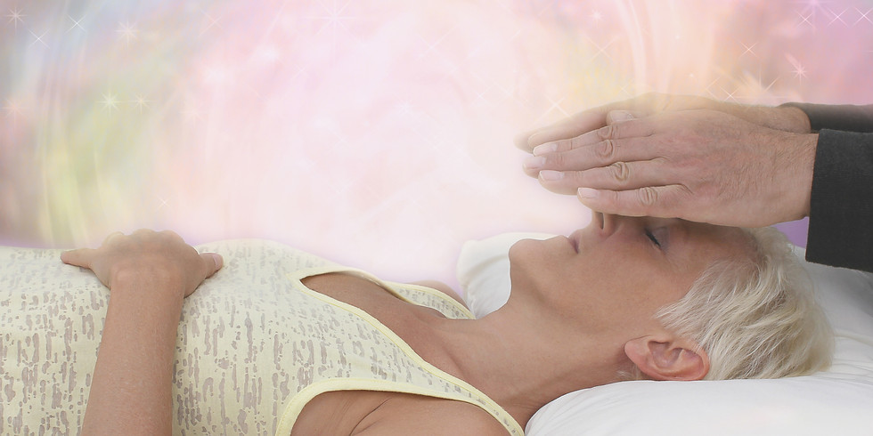 SHAMANIC REIKI HEALING Professional Training - Level 2 with Claudia Gukeisen, MA, CAHC, SRMT