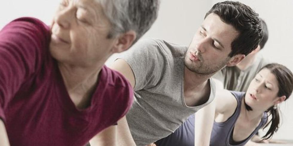 Inhabit Yourself: A Feldenkrais® Awareness Through Movement® Workshop with Jenn Brown