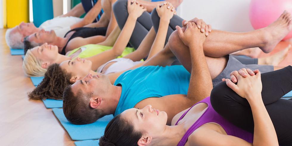 Hello, Hips: A Feldenkrais® Awareness Through Movement® Workshop with Jenn Brown