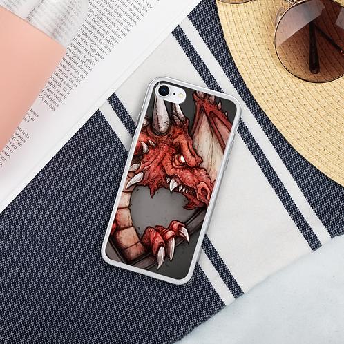 TheLostDrake Unicorn Sparkles Liquid Glitter IPhone Case