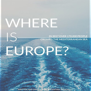 Where is Europe? (Italy, 15')
