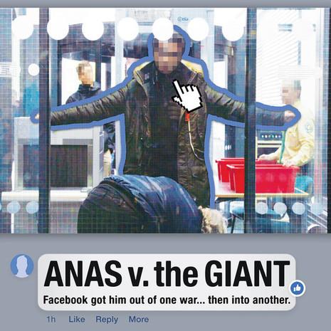Anas v. the Giant