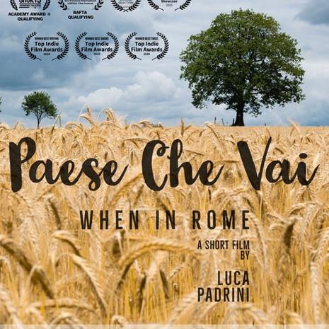 Pae Che Vai - When in Rome