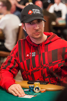 Jeff Gross_2018 WSOP_EV54_Day 2_Furman_F