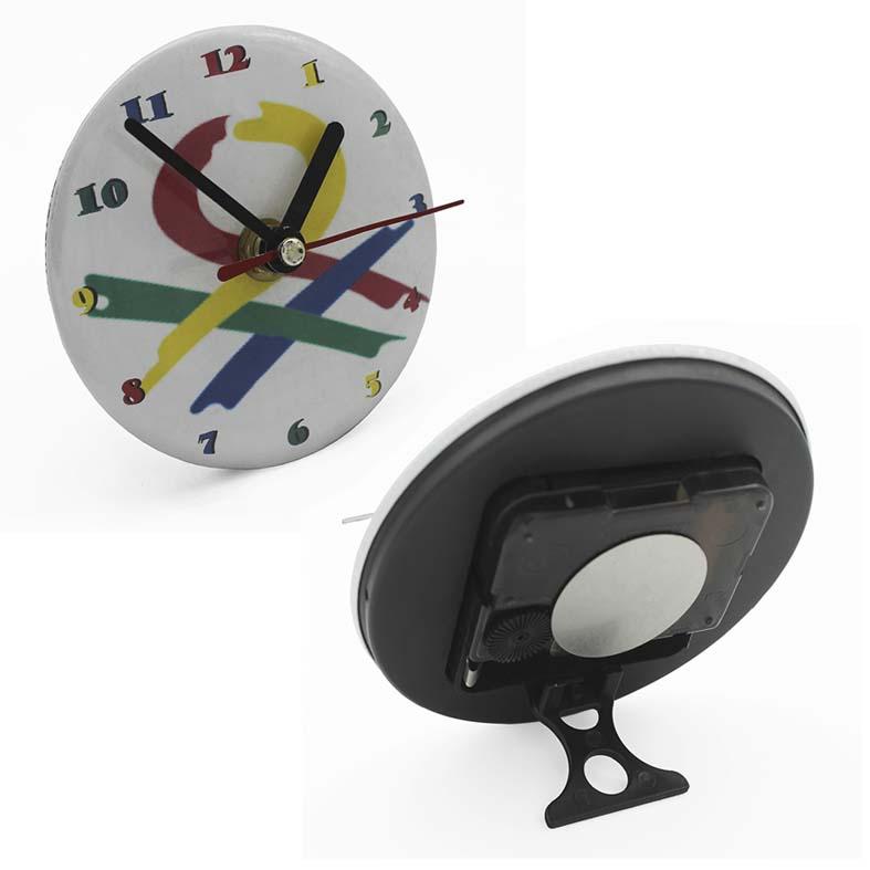 Botón Reloj Mesa