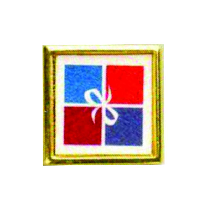 Pin Cuadrado Gamax