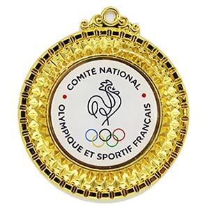 Medalla Borde Sol