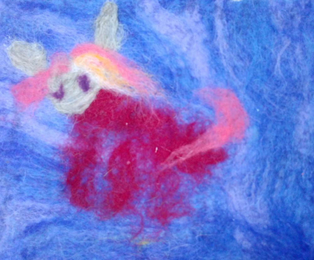 Волшебная кошечка Сашеньки (6 лет)