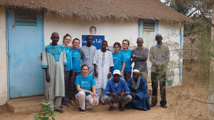 2ème centre : HOPITAL TRADITIONNEL DE KEUR MASSAR (Dakar)