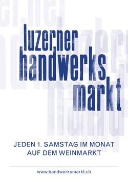 Luzerner Handwerksmarkt