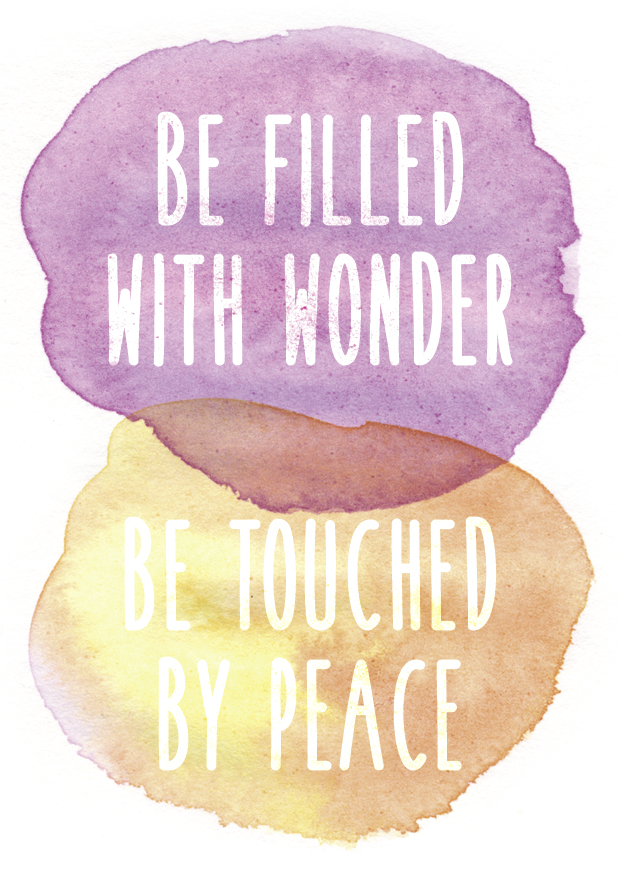 Be filled...